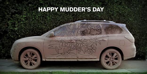 Nissan les desea un feliz día a las mamás