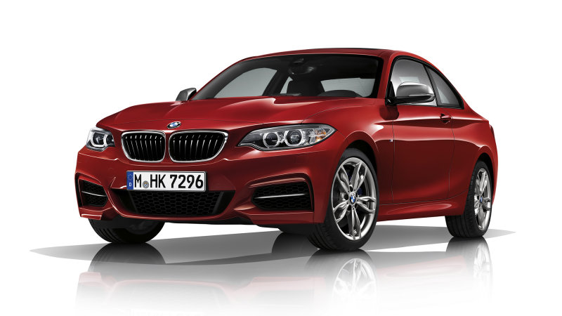 ¿BMW Serie 2 Gran Coupe?