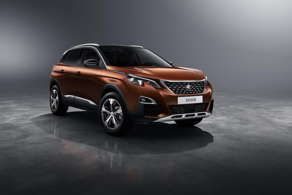 Peugeot 3008, nuevo SUV