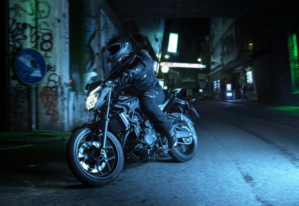 Ya no hay pretexto, súbete a la moto: Yamaha presentó MT-03