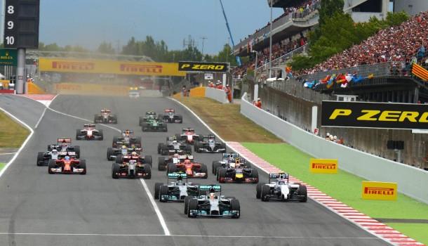 El Circuit de Barcelona-Catalunya acogerá este fin de semana a la Fórmula 1