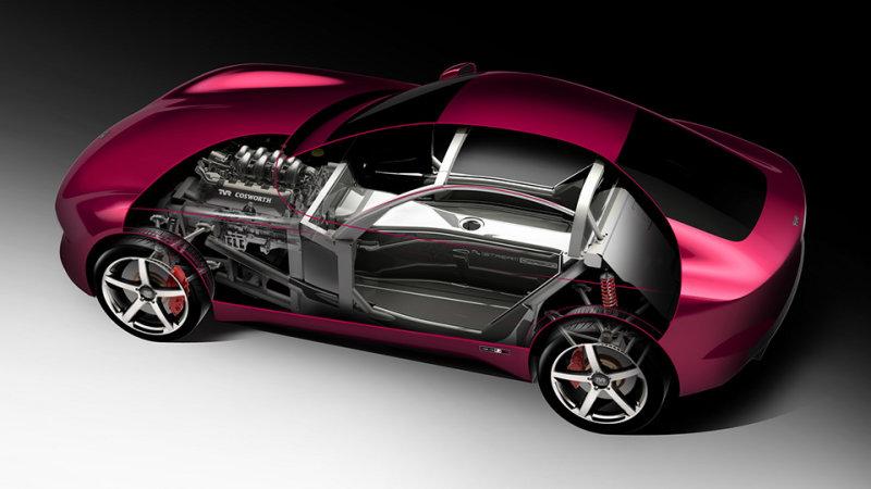 TVR presenta auto concepto