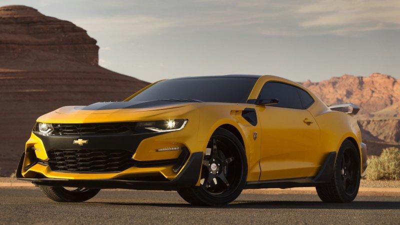 Transformers 5 contará con la ayuda de la 6a Gen de Chevrolet Camaro