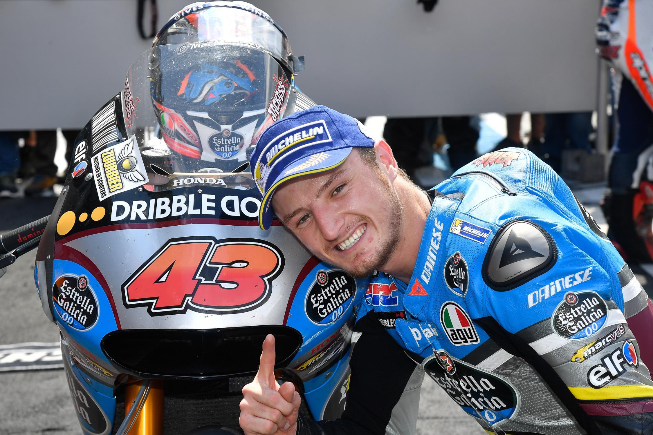 Sensacional primera victoria de Jack Miller en MotoGP