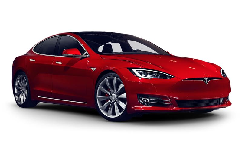 Tesla Model S a 66 mil dólares