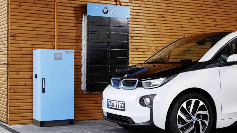 BMW se sube al tren de la energía…