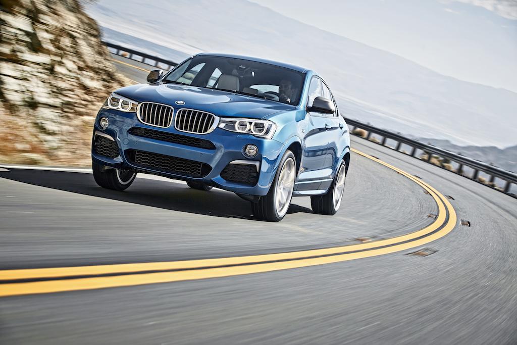 BMW X4 M40iA ya en México