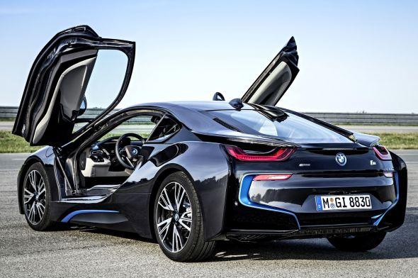 BMW i8 recibe un premio más