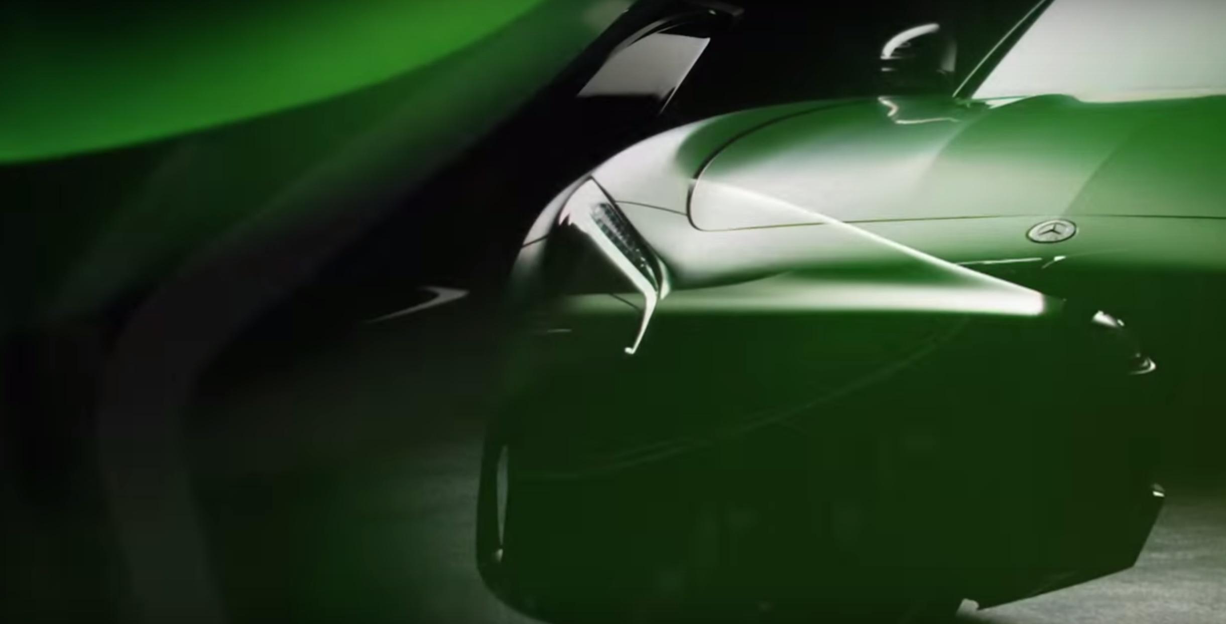 24 de junio, el estreno de Mercedes-Benz AMG GT R