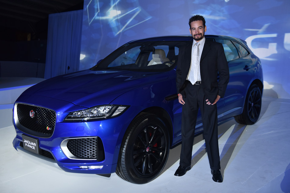 ¡Bienvenido a Jaguar/Land Rover – Francisco Montes!