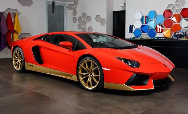Lamborghini Aventador Miura Homage, en honor a su leyenda