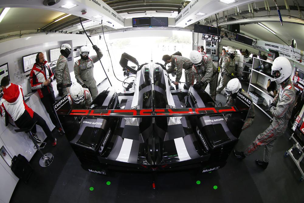 Ya viene Le Mans, y Porsche traza su estrategia