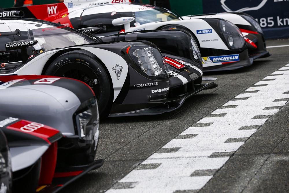 Para Porsche las 24 de Le Mans ya comenzaron…