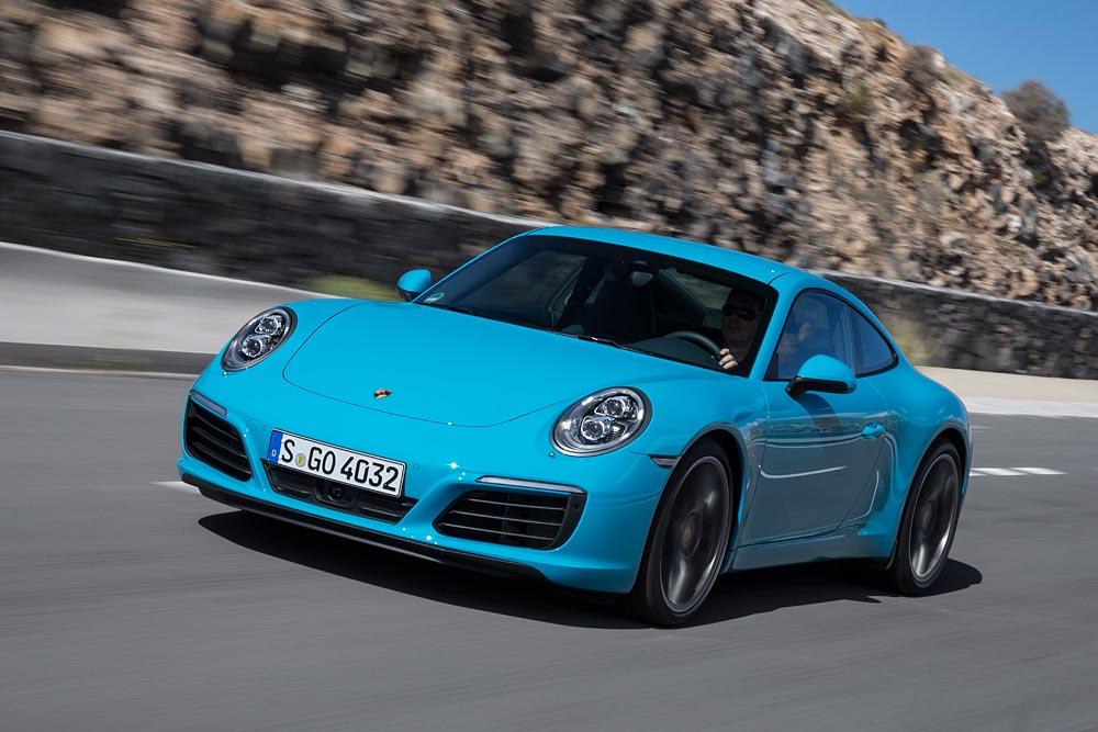 El mejor en calidad, 911 de Porsche según J.D. Power