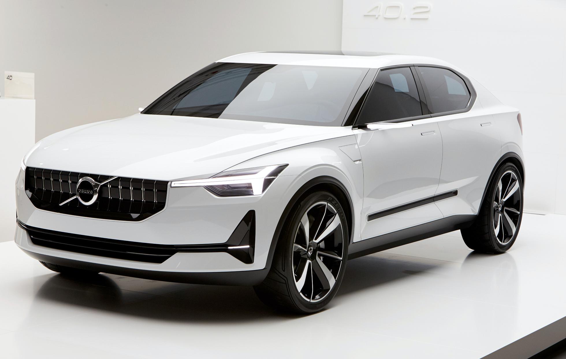 """Volvo obtiene """"Car Design Award"""""""