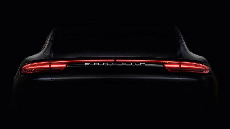 Porsche Panamera, ya viene el rediseño