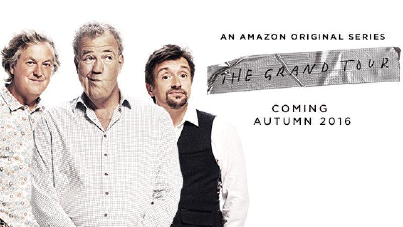 The Grand Tour filma en Sudáfrica