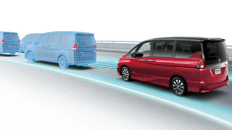 Nissan presenta ProPilot – de conducción autónoma