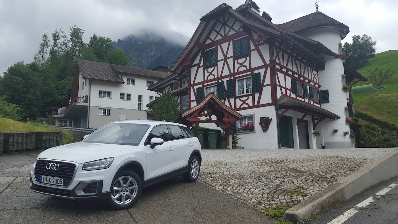 Audi Q2, lanzamiento mundial