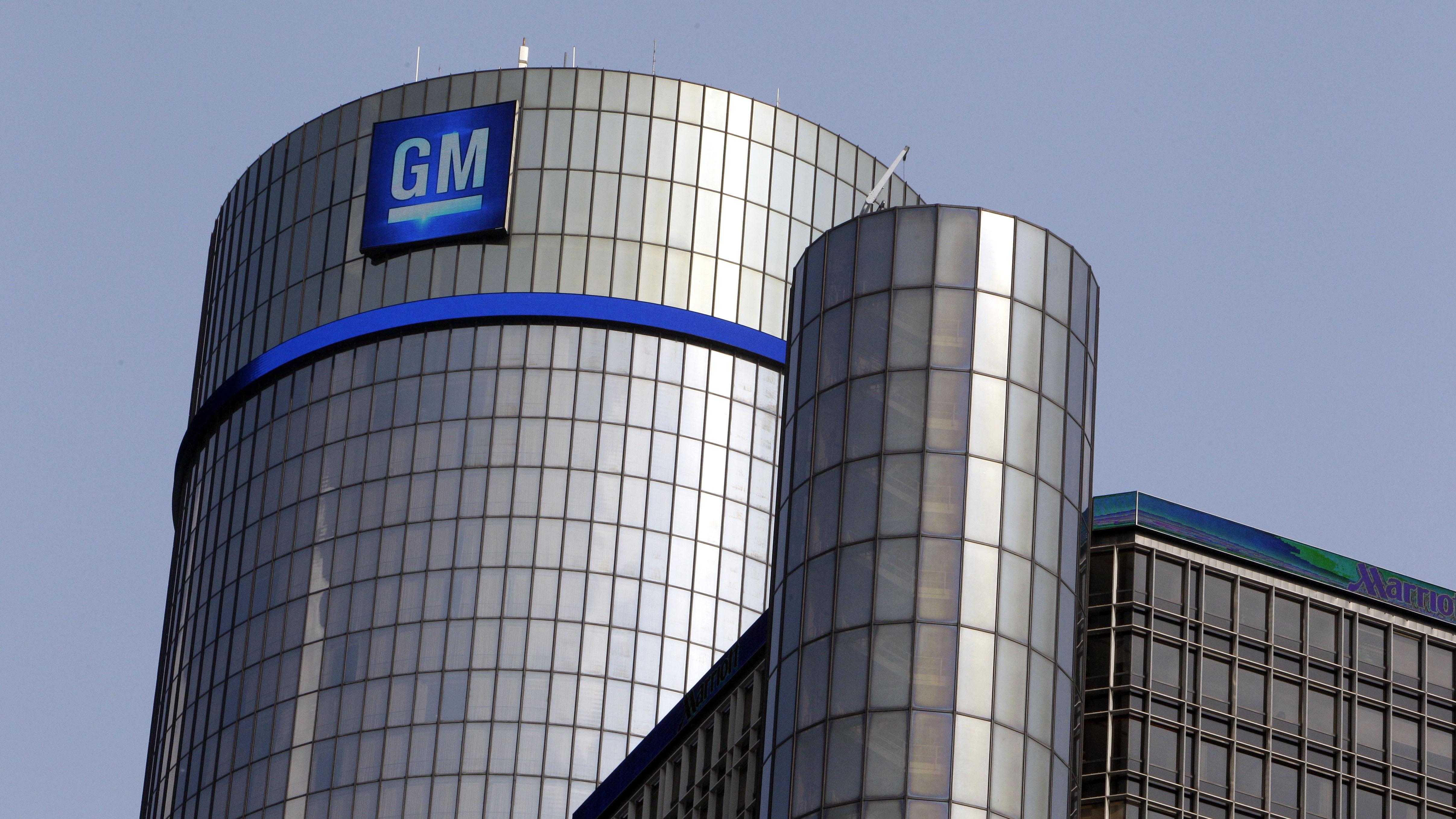GM reporta utilidad neta de $2.9 mil millones de dólares
