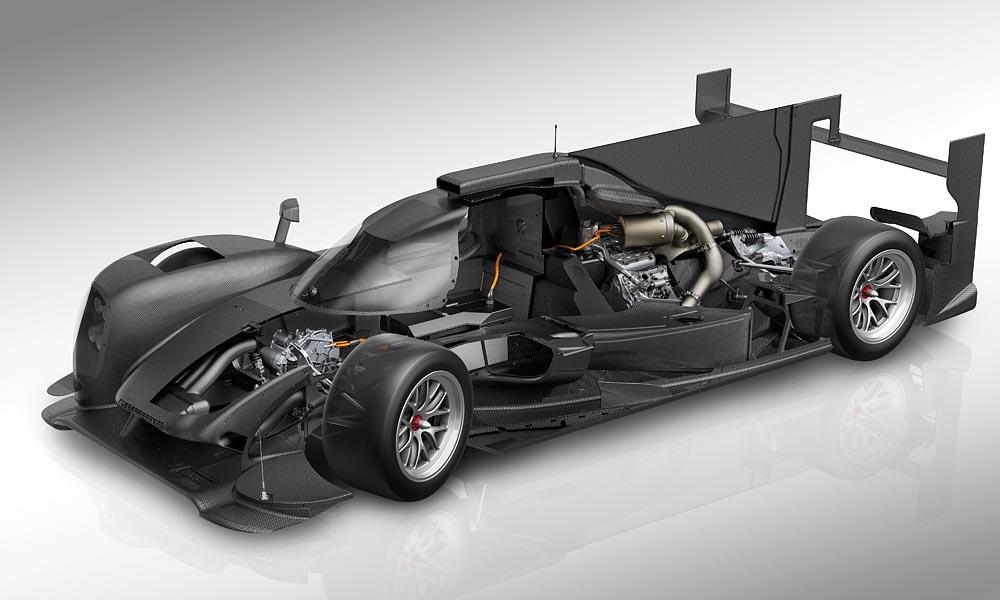 Los híbridos en Porsche, herederos de LMP1