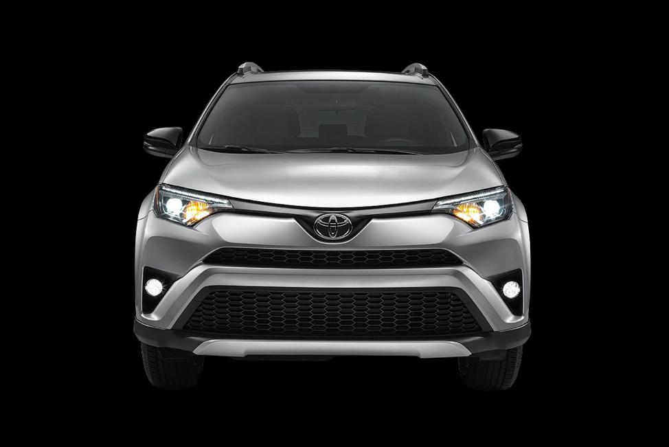 Toyota RAV4 2016 #PruebaMedianoPlazo