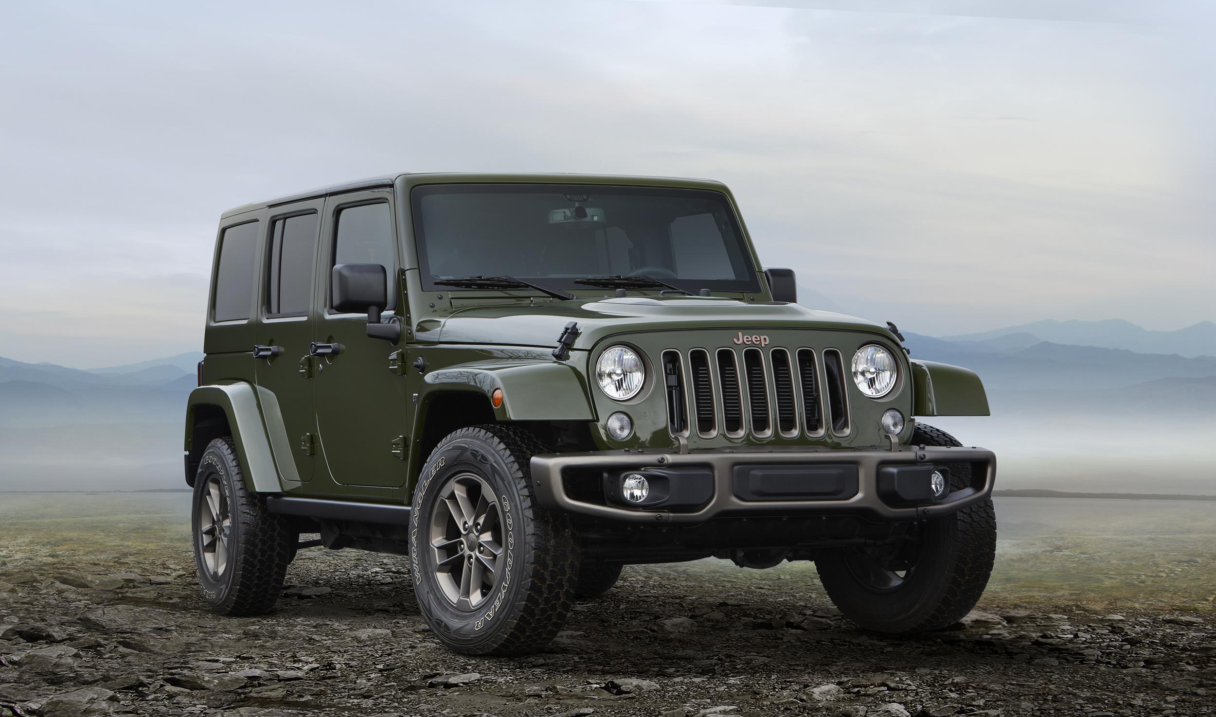 1.05 billones para renovar plantas de Jeep