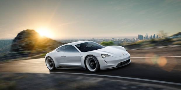 La misión de Porsche es Mission E