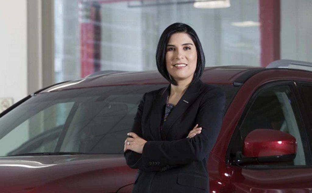 Mayra Gonzalez Nissan