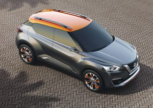 The Nissan Kicks Concept premiered at the 2014 São Paulo International Motor Show, a compact crossover reflecting the design inspiration from Brazil. Kicks Concept was intended to bridge that gap and showcase the distinct design signature of Nissan cars.