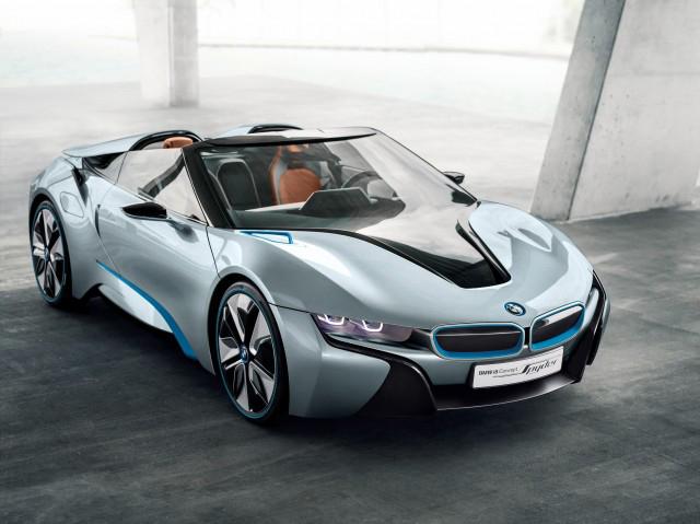 BMW i8 Spyder ¿Ginebra o Frankfurt?