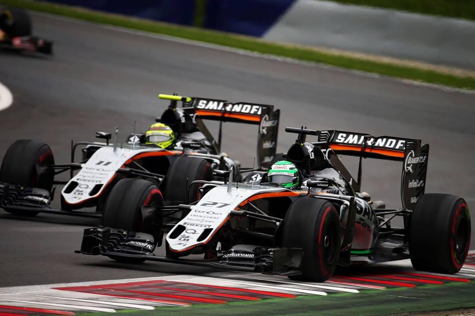 Force India apuesta por los puntos en Interlagos