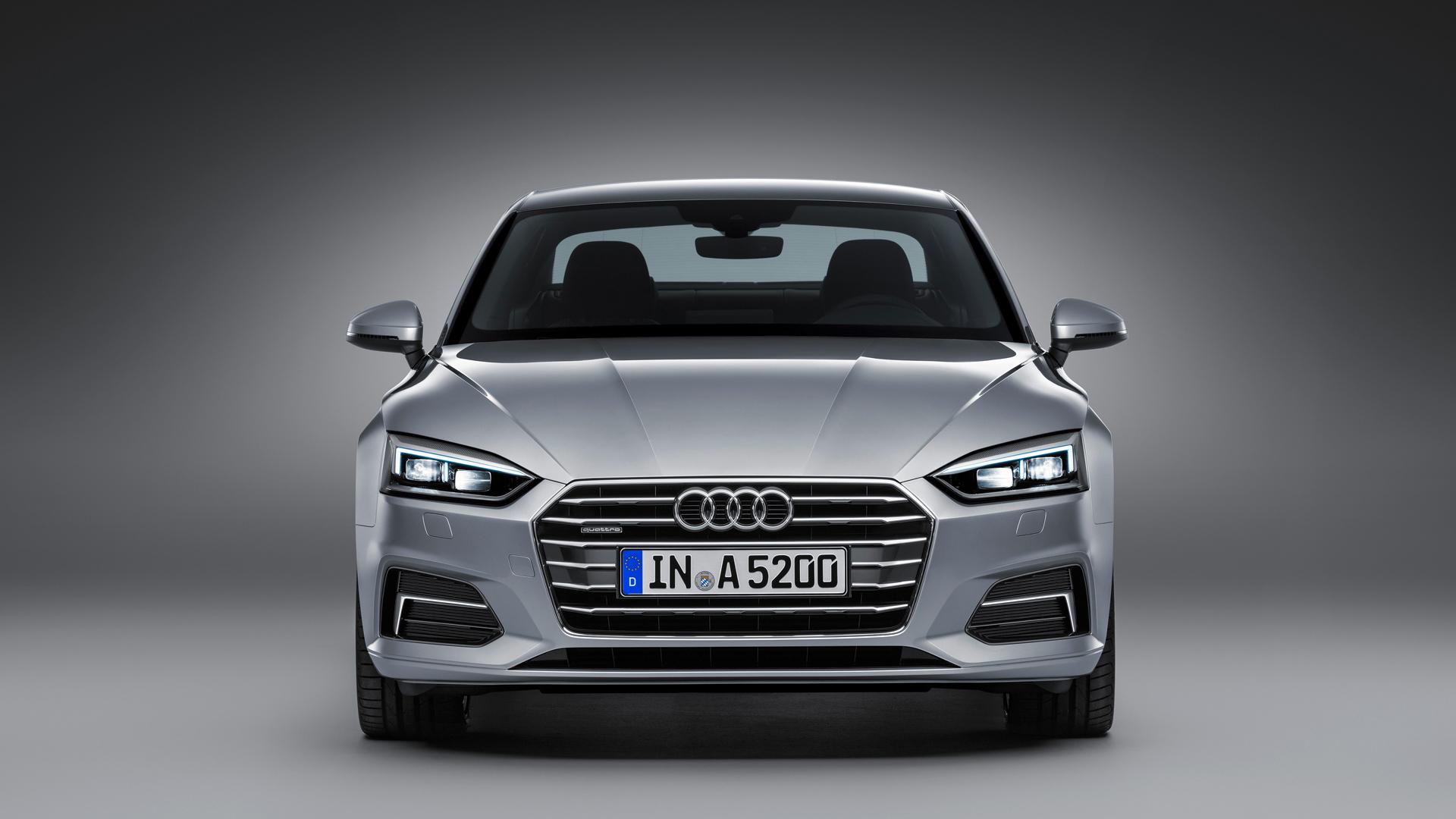Auto Show de Los Ángeles 2016: Audi A5 y S5