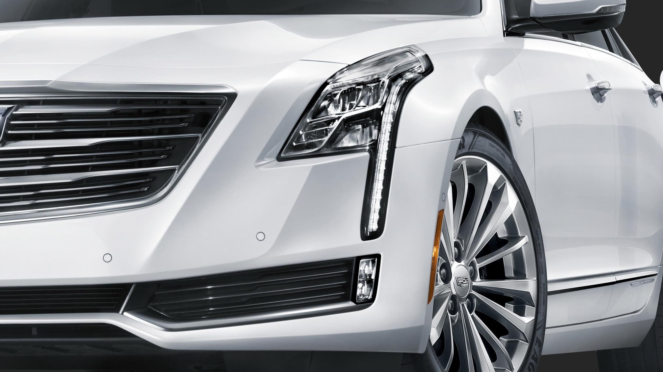 Auto Show de Los Ángeles 2016: Cadillac CT6 Plug-in Hybrid