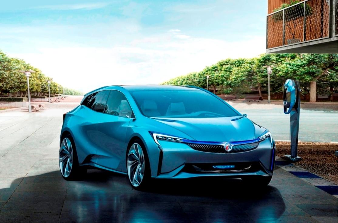Buick Velite Plug-In Hybrid Concept