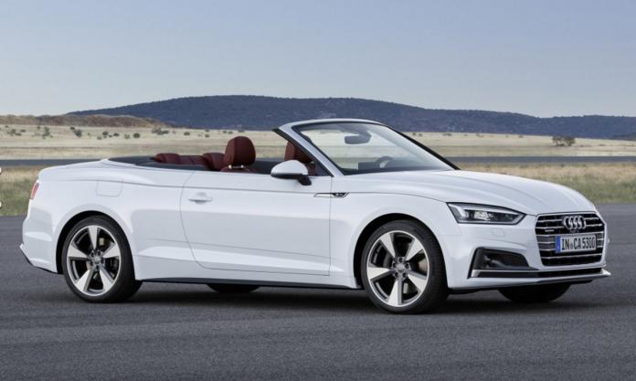 Auto Show de Los Ángeles 2016: Audi A5 y S5 convertibles
