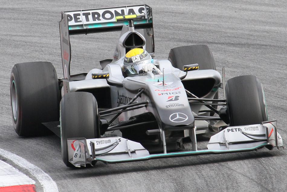 ¿Nuevo CEO en la F1? Ross Brawn podría asumir el mando