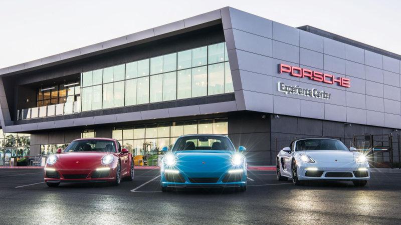 Porsche inaugura Experience Center en Los Ángeles