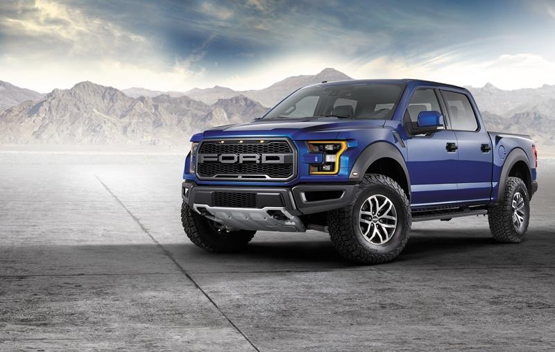 Ford Raptor 2017 2