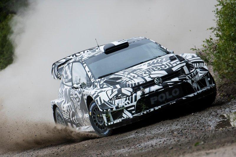 Los VW Polo R podrían correr con Red Bull Racing WRT