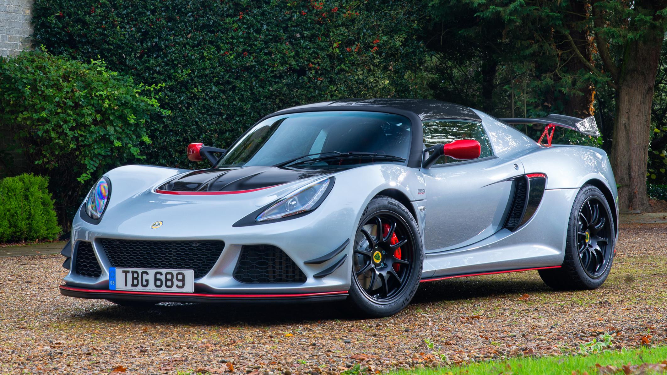 Nuevo Lotus Exige Sport 380