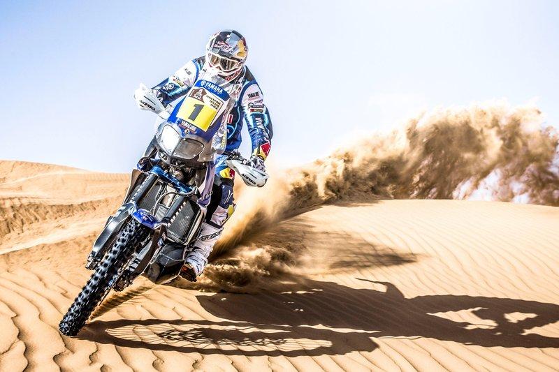¿El Dakar en moto o en coche?