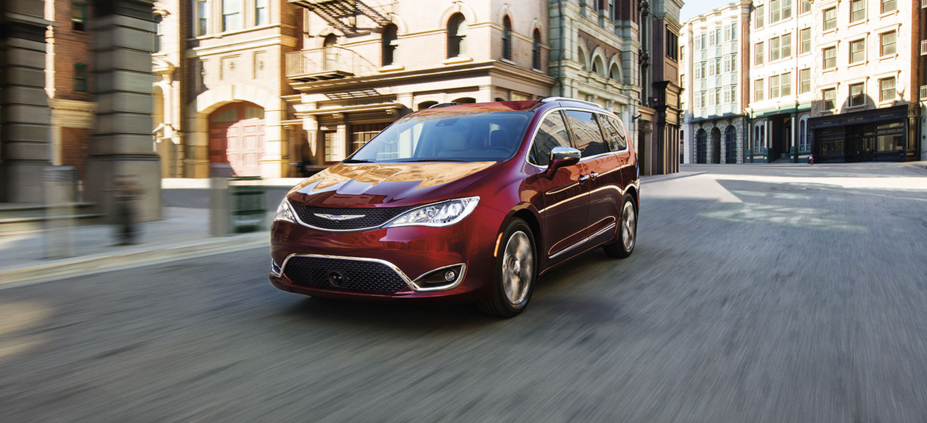 Chrysler Pacifica, revoluciona a las minivans