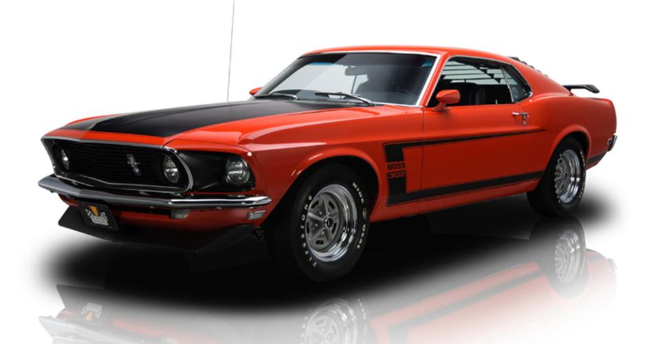 ¿Mustang Boss 302 y Bullit?
