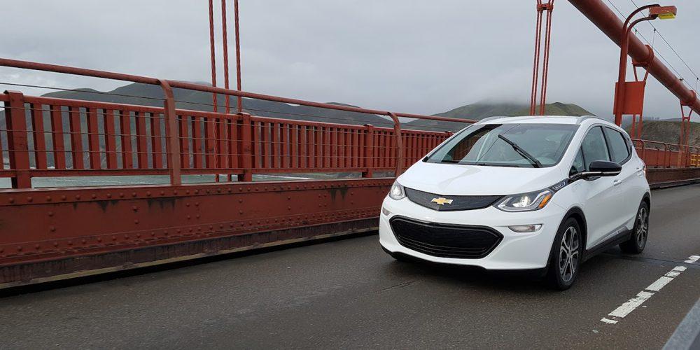 Chevrolet Bolt EV, lanzamiento internacional