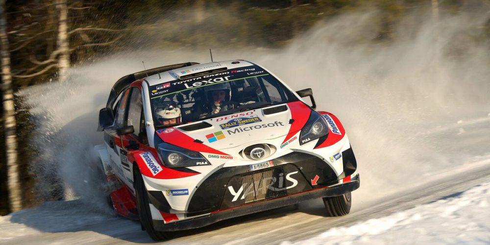 Latvala se lleva todo en el Rally de Suecia