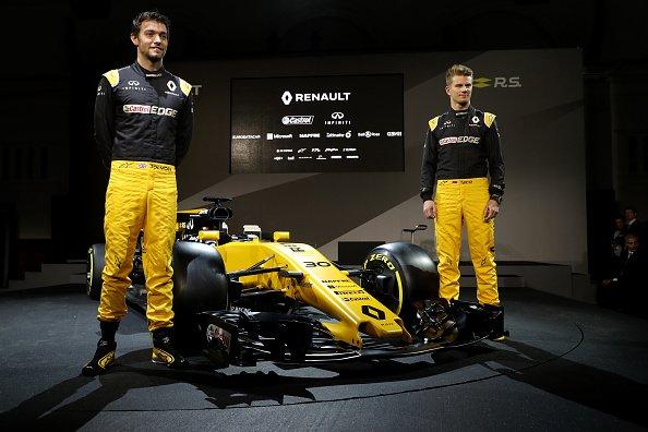 Renault Sport F1 Team presenta su nuevo RS17