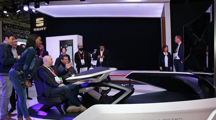 SEAT en el Mobile World Congress 5