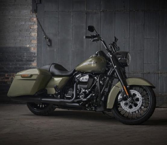 Nueva Road King® Special de Harley-Davidson