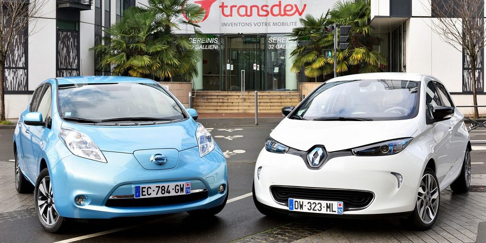 Renault-Nissan y Transdev